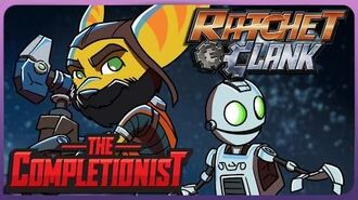 The Completionist - Ratchet and Clank (2016) Review The Game The Movie The Game