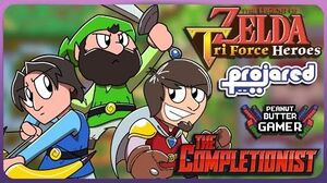The Completionist Zelda Tri Force Heroes ft
