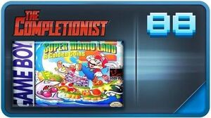 Super Mario Land 2 Review The Completionist Episode 88 feat