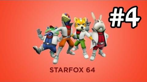 Super Beard Bros. - Star Fox 64 Ep