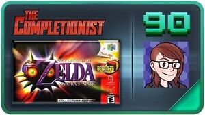Majora's Mask Review The Completionist Episode 90 Featuring Sunder