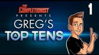 Top Ten Voice Overs The Completionist