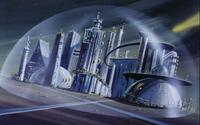 Exxorian City