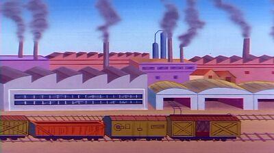 Fenwick's factories