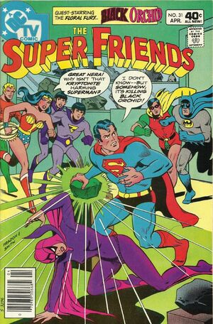 Super-friends super 31