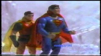 DC COMICS SUPER HEROS & BATMAN ACTION FIGURES COMMERCIAL