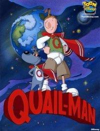 Quailman | Superhero Wiki | Fandom powered by Wikia Quailman Doug