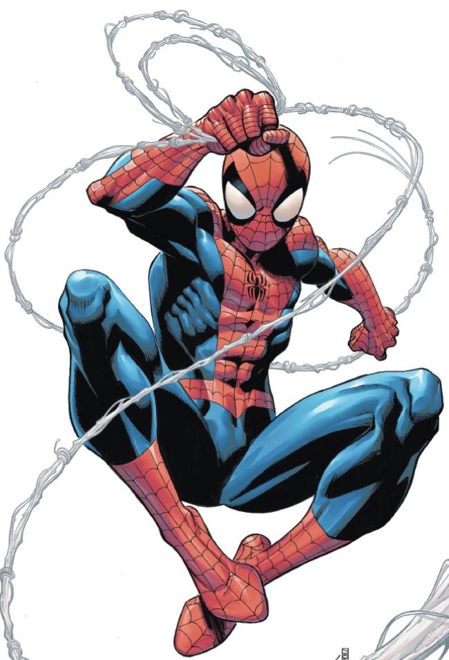 M Spiderman Spider-Man   Superhero...