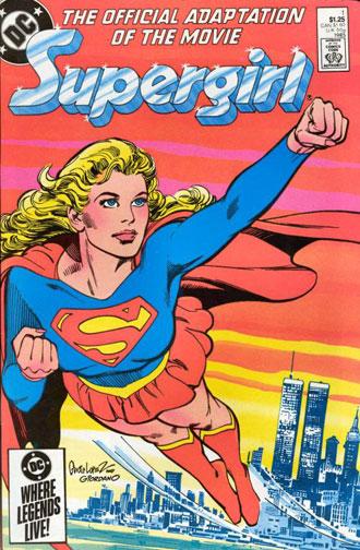 Supergirl Comic Adaptation Superman Anthology Wiki