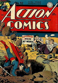 Action Comics Issue 92
