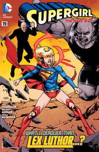 Supergirl 2011 19