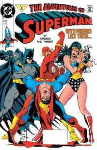 Adventures of Superman 475