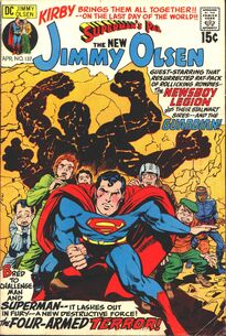 Supermans Pal Jimmy Olsen 137