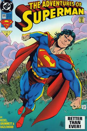 Adventures of Superman 505