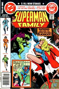 Superman Family 212