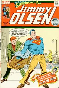 Supermans Pal Jimmy Olsen 149