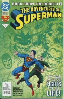The Adventures of Superman 500
