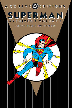 Archive Editions Superman 08