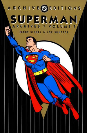 Archive Editions Superman 07