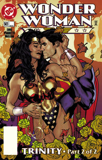 Wonder Woman v2 141
