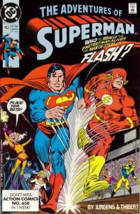 Adventuers of Superman 463