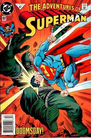 Adventures of Superman 497