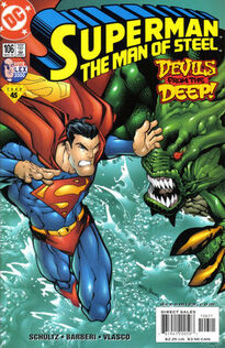 Superman Man of Steel 106