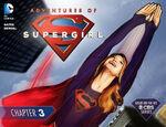 Adventures of Supergirl 03