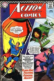 Action Comics Issue 348