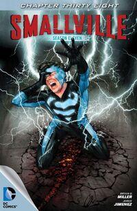 Smallville S11 111 Digital Cover