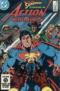 Action Comics Issue 557
