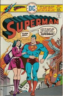 Superman Vol 1 298