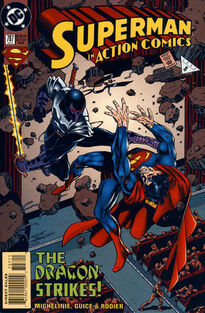 Action Comics Issue 707