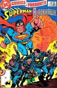 DC Comics Presents 069