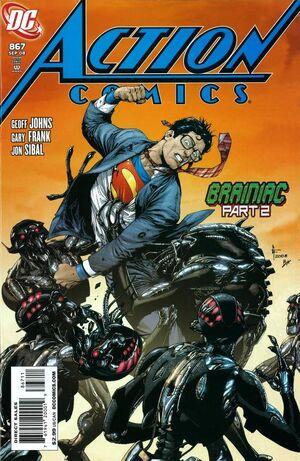 Action Comics 867