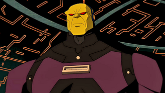 Mongul - Young Justice