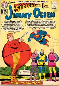 Supermans Pal Jimmy Olsen 059