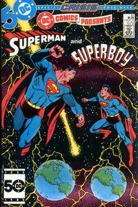DC Comics Presents 087