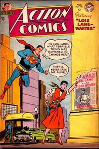 Action Comics Issue 195