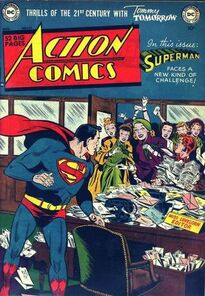 Action Comics Issue 147