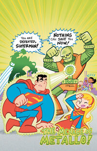 Superman Family Adventures 06
