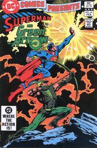 DC Comics Presents 054