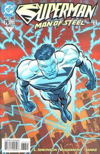 Superman Man of Steel 76