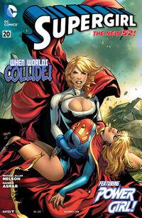 Supergirl 2011 20