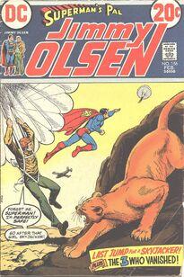 Supermans Pal Jimmy Olsen 156