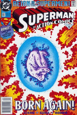 Action Comics 687