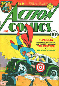 Action Comics Issue 49