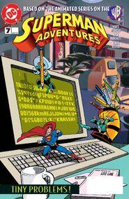Superman Adventures 07