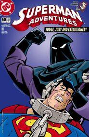 Superman Adventures 50