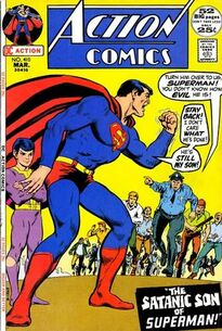 Action Comics Issue 410